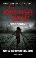 Portada del libro The Walking Dead: Woodbury