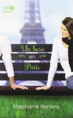 Portada del libro Un beso en París