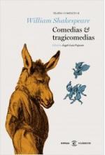 Portada del libro Comedias y tragicomedias