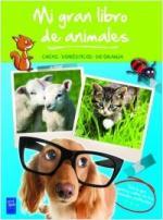 Portada del libro Mi gran libro de animales verde
