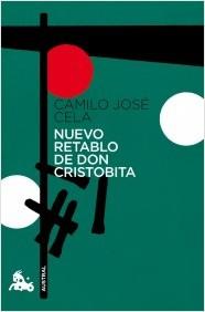 Portada del libro Nuevo retablo de Don Cristobita