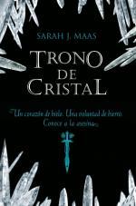 Portada del libro Trono de cristal