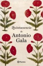 Portada del libro Quintaesencia de Antonio Gala
