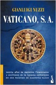 Portada del libro Vaticano, S. A.