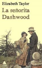 Portada del libro La señorita Dashwood