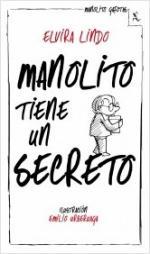 Portada del libro Manolito tiene un secreto