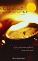 Portada del libro Cuando la memoria olvida