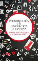 Portada del libro Introducción a la lingüística cognitiva