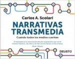 Portada del libro Narrativas transmedia