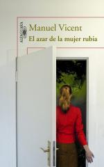 Portada del libro El azar de la mujer rubia