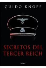 Portada del libro Secretos del Tercer Reich