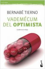 Portada del libro Vademécum del optimista. Cuaderno de trabajo
