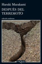 Portada del libro Después del terremoto