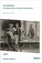 Portada del libro Telégrafos. Un relato de su travesía centenaria