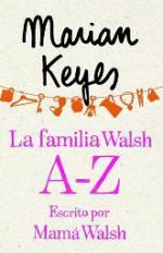 Portada del libro La familia Walsh A-Z, escrito por Mamá Walsh