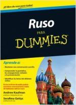 Portada del libro Ruso para Dummies