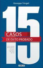 Portada del libro 15 casos de éxito probado