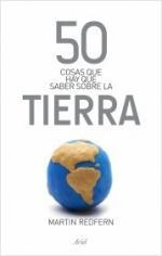 Portada del libro 50 cosas que hay que saber sobre la Tierra