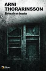 Portada del libro El domador de insectos
