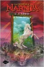 Portada del libro La última batalla (Las crónicas de Narnia 7)