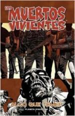 Portada del libro Los muertos vivientes Nº17