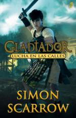 Portada del libro Lucha en las calles. Gladiador