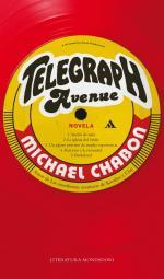 Portada del libro Telegraph Avenue