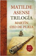 Portada del libro Trilogía Martín Ojo de Plata