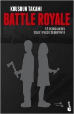 Portada del libro Battle Royale