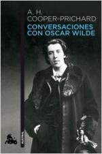 Portada del libro Conversaciones con Oscar Wilde