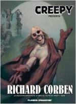 Portada del libro Creepy Presenta Richard Corben