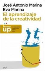 Portada del libro El aprendizaje de la creatividad