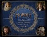 Portada del libro El Hobbit: un viaje inesperado. Crónicas. Criaturas y personajes