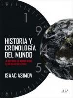 Portada del libro Historia y cronología del mundo