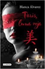 Portada del libro París, luna roja