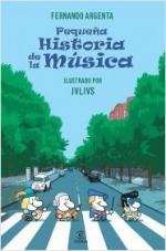 Portada del libro Pequeña historia de la Música