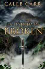 Portada del libro La leyenda de Broken