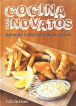 Portada del libro Cocina para novatos
