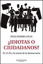 Portada del libro ¿Idiotas o ciudadanos?