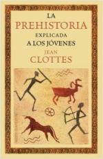 Portada del libro La prehistoria explicada a los jóvenes