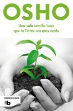 Portada del libro Una sola semilla hace que la tierra sea más verde