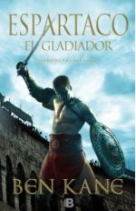 Portada del libro Espartaco. El gladiador