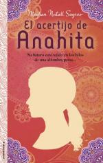 Portada del libro El acertijo de Anahita