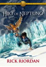 Portada del libro El hijo de Neptuno. (Los héroes del Olimpo 2)