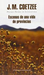Portada del libro Escenas de una vida de provincias