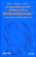 Portada del libro Fundamentación teórica de la bioneuroemoción