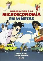 Portada del libro Introducción a la microeconomía en viñetas