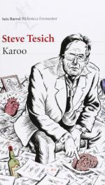 Portada del libro Karoo