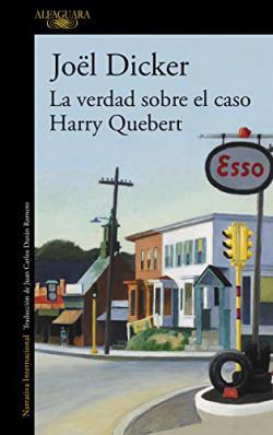 Portada del libro La verdad sobre el caso Harry Quebert