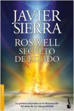 Portada del libro Roswell. Secreto de Estado